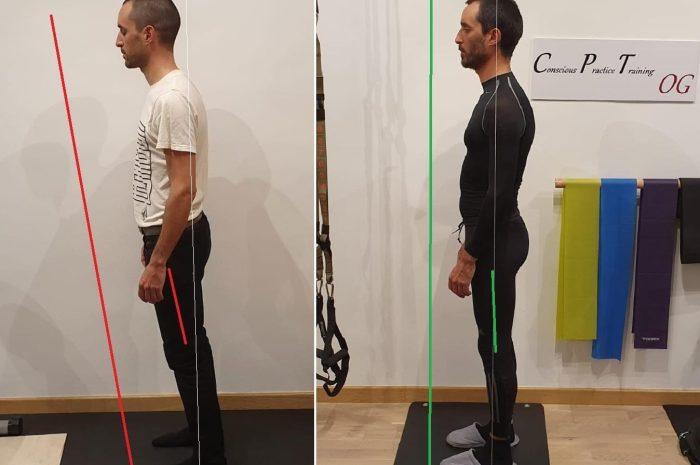 I confronti OG non riguardano la postura ma la Meccanica Abituale del corpo umano
